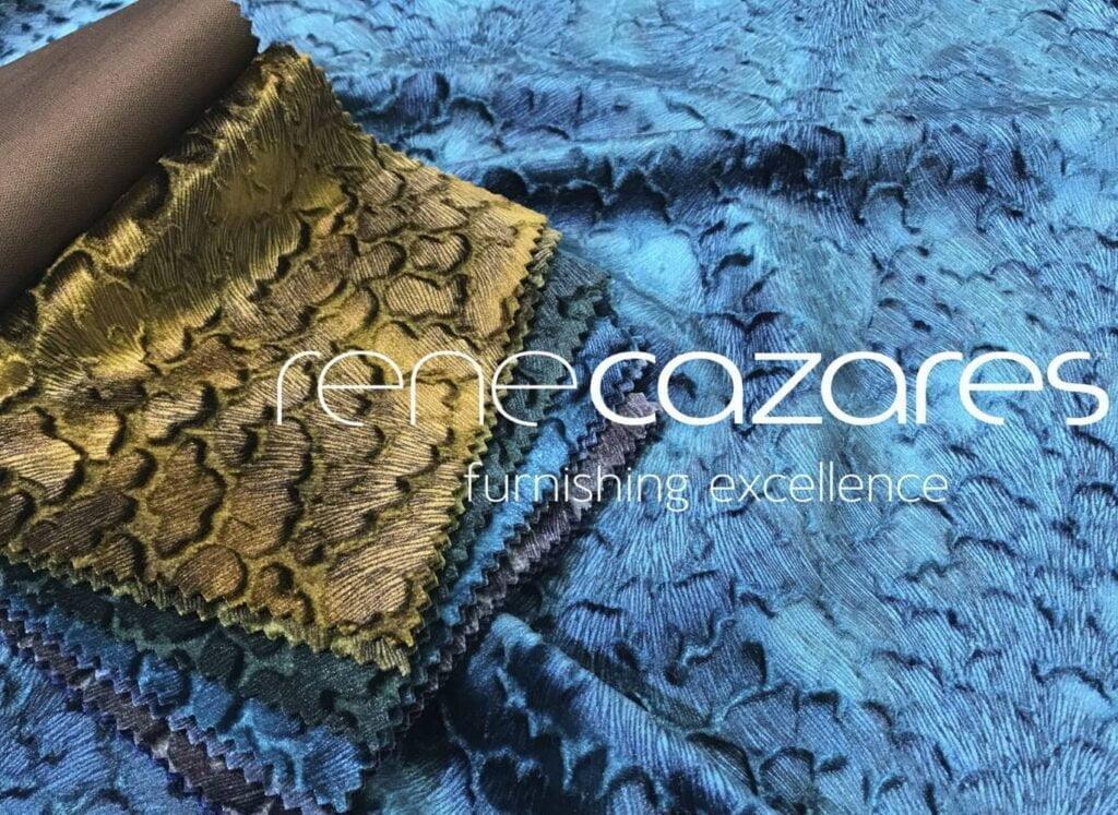 Rene Cazares Upholstery Fabric