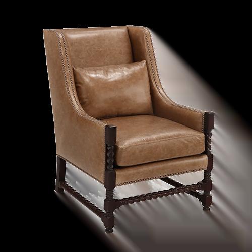 Burton James San Simeon Chair