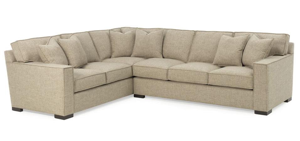 RC Furniture Zeke Sectional Sofa