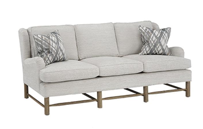 Wood Leg Sofa