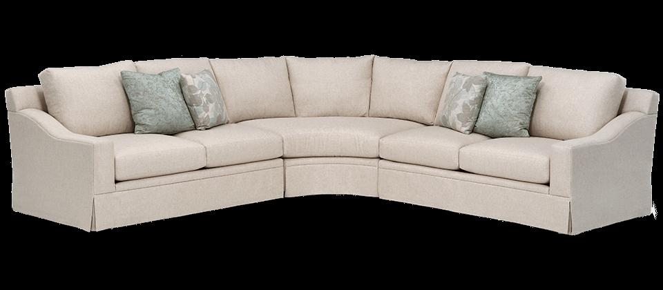 Burton James Durham Sectional Sofa